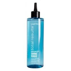 Total Results High Amplify Shine Rinse хидратираща и подхранваща грижа за блясък и еластичност на косата