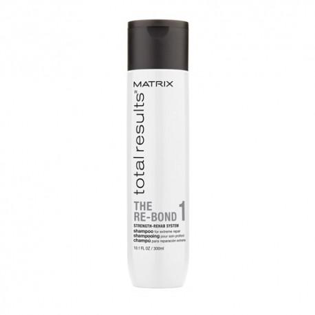 Шампоан за екстремно възстановяване на боядисана коса 300 мл Matrix Total Result