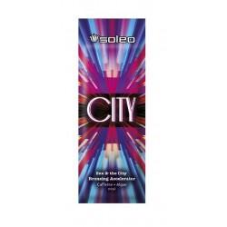 Soleo City хидратираща формула за красив тен и млада кожа 15мл