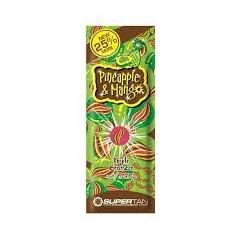SuperTan Pineapple & Mango Бронзант с тройно действие Ананас & манго 200 мл