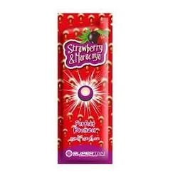 SuperTan Strawberry & Maracuya Мощен Бронзант Ягода и маракуя 200 мл