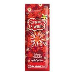 SuperTan Strawberry & Vanilla Бронзант с коноп Ягода и ванилия 15 мл