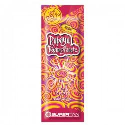SuperTan Papaya & Pomegranate Бронзант с tingle ефект Папая & нар 200 мл