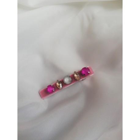 """Фиба """"Candy"""" розово - handmade"""