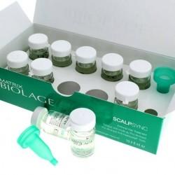 Ампули против косопад Matrix Biolage Aminexil Hair Treatment 10х6мл