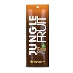 JUNGLE FRUIT Soleo натурален бронзант с Tan Acel 15 мл