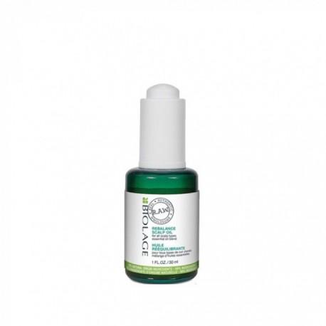 Успокояващо олио за скалп Biolage RAW Rebalance 30 мл